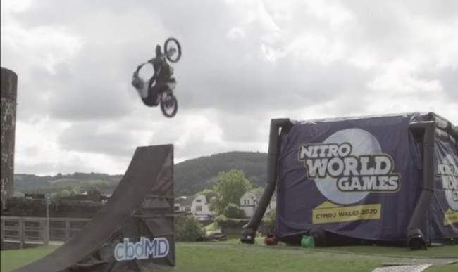 Wales to host 2020 Nitro world games!
