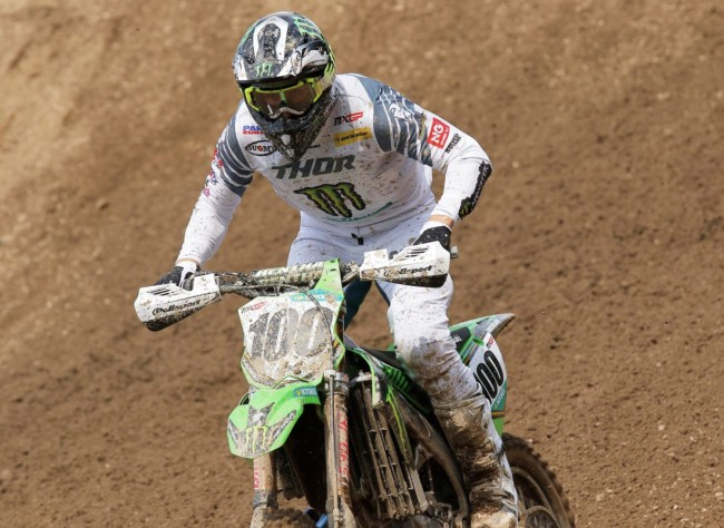 Searle on being a factory rider again and plans for the future