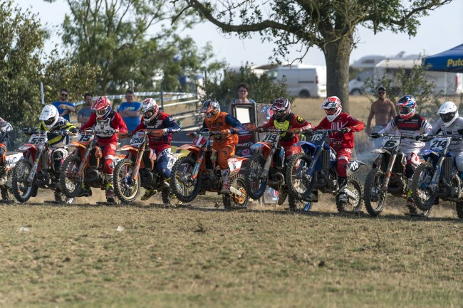 Switch of venue for two-stroke festival opener