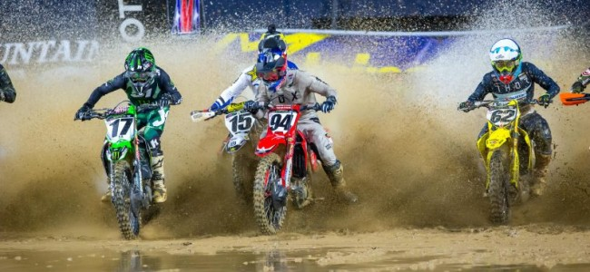 Roczen and Seely on surviving the San Diego mud