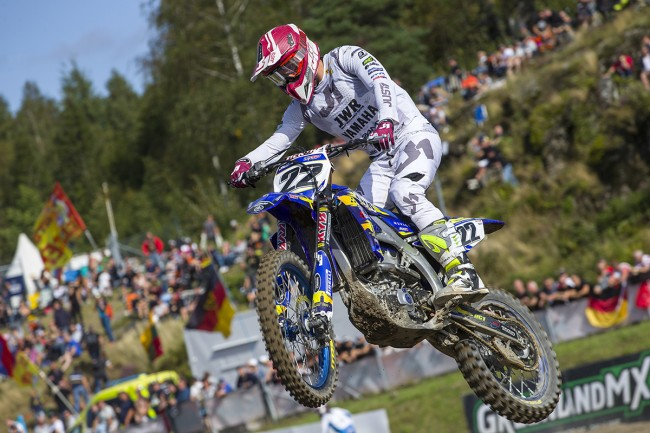 Strijbos on China: Maybe the last GP of my career