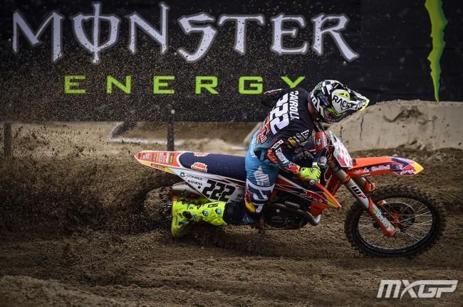 Prado and Cairoli win at Mantova MXGP