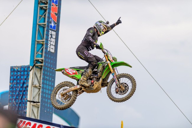 Cianciarulo wins AMA National outdoor title