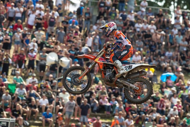 Who impressed: MX2 in Germany