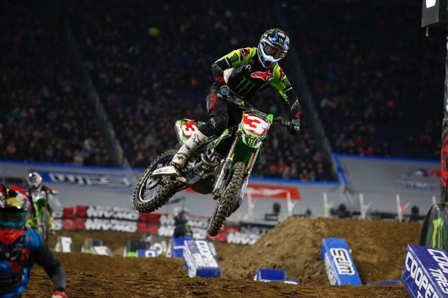 Tomac on sixth, Forkner on his win
