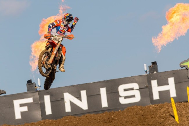Herlings on his first MXGP win of the season – unbelievable!