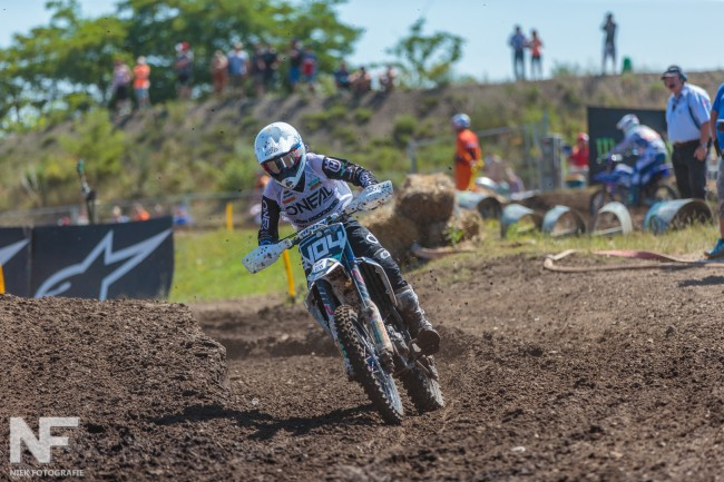 Jeremy Sydow makes move to MX2 World Championship in 2020
