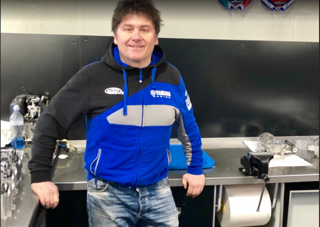 Interview: Emanuele Giovanelli – SM-Action Yamaha team manager