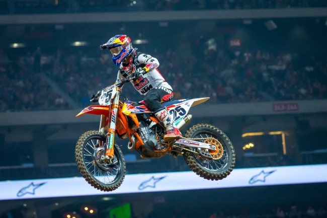 Musquin on the success of KTM in America