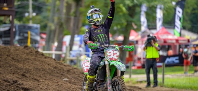 Cianciarulo's MEC 450 debut – ready to turn dreams into reality!