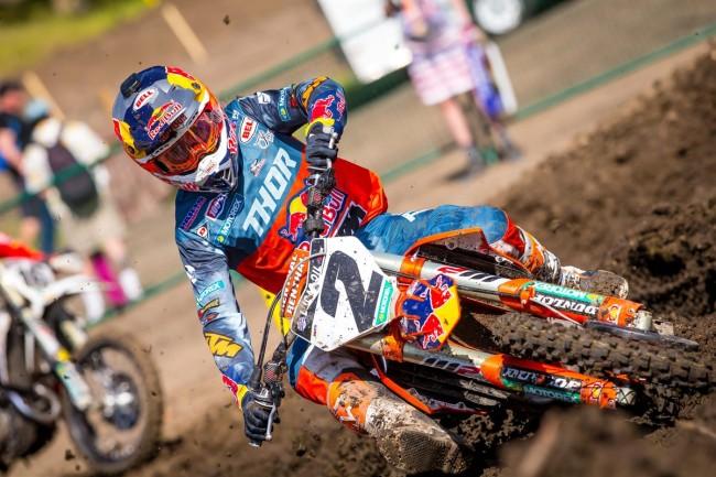Cooper Webb on his injury – best case scenario