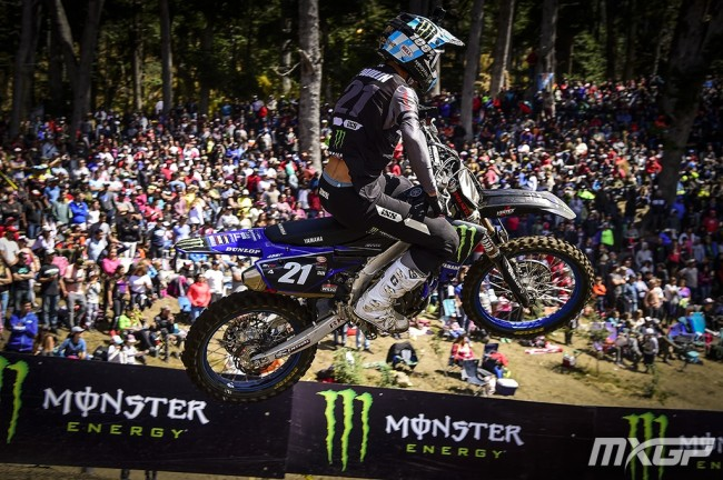Who impressed: MXGP class Argentina