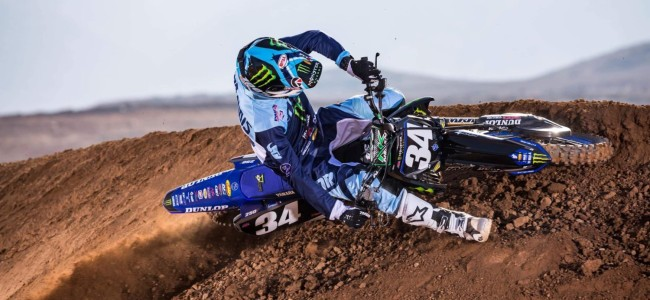 Video: Ferrrandis – last practice before Paris supercross!