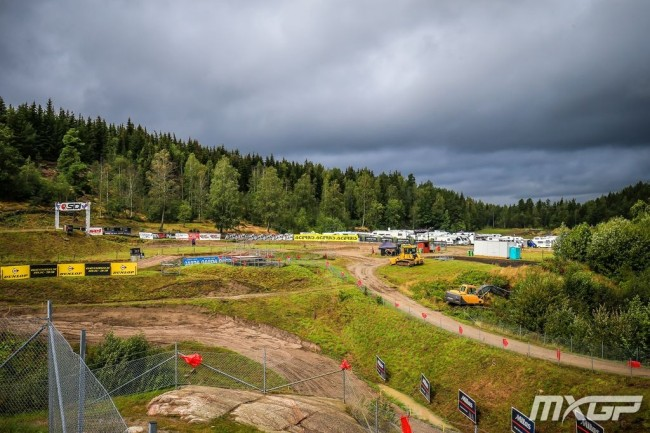Qualifying results: MX2 World Championship – Sweden