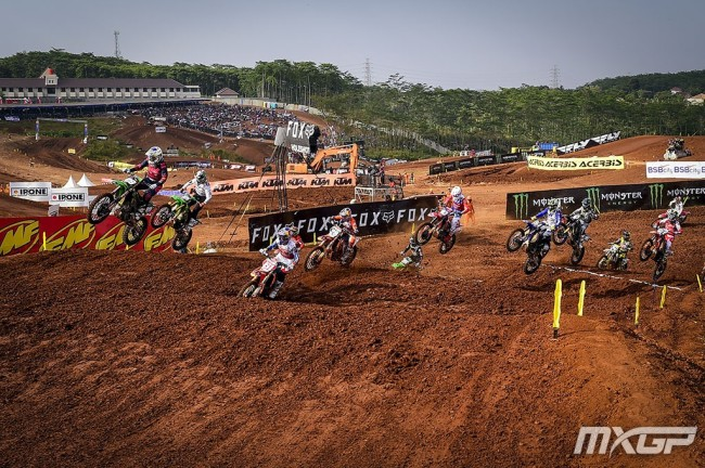 Who impressed: MX2 World Championship – Semarang