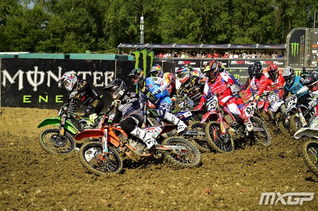 Race results: MX2 World Championship – Imola