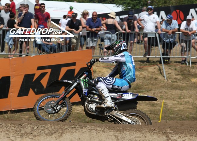 Interview: Ben Watson on his Lommel podium and dealing with pressure