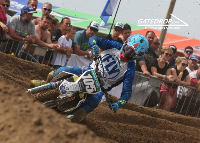 Interview: Cyril Genot – Impressing on a stock bike