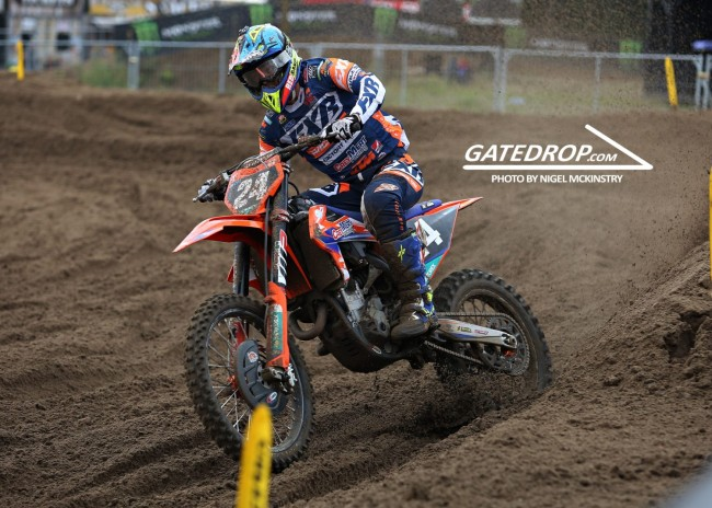 Interview: Kevin Horgmo – racing MX2 and EMX250 podium