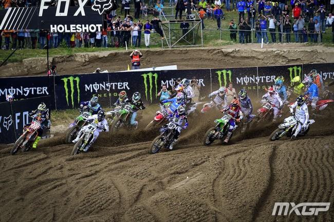 Race results: MXGP World Championship – Mantova