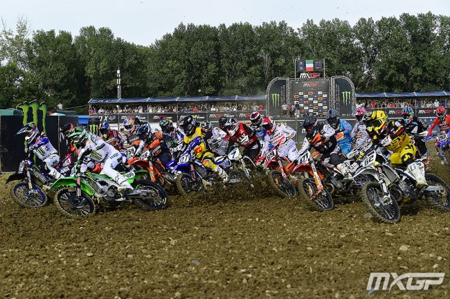 Race results: MXGP World Championship – Imola