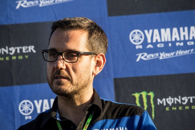 Yamaha Motor Europe refines racing organization structure for 2019