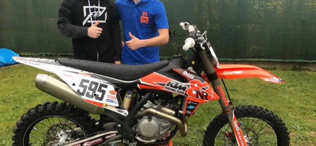 Nathan Renkens expands NR83 KTM team