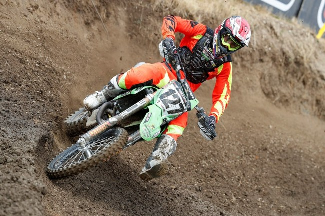 Anthony Rodriguez opens up on his time with BOS Kawasaki