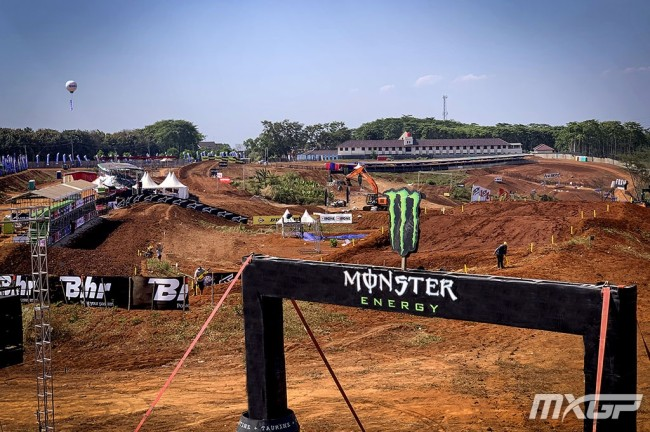 Timed qualifying results: MX2 & MXGP – Asia