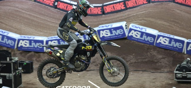 Race results: Arenacross UK RD3 – Birmingham