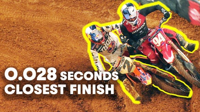Video: MotoSpy supercross – the closest finish ever!