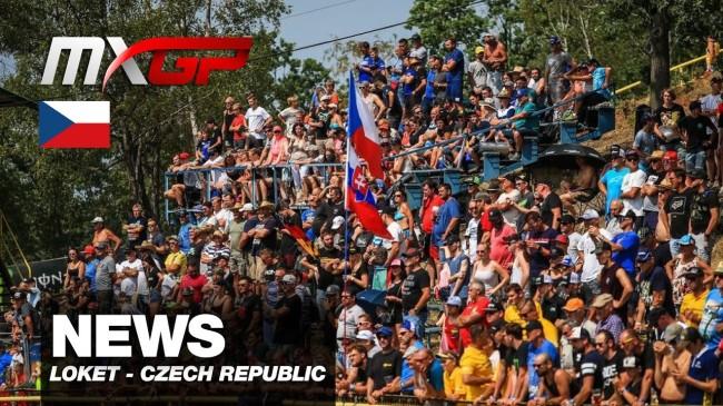 Highlights: Czech MXGP