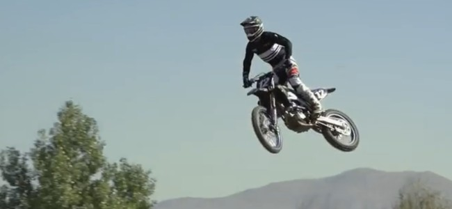 Video: McElrath and Cooper – supercross prep