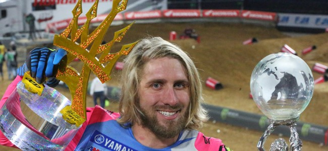Rider thoughts – Paris supercross