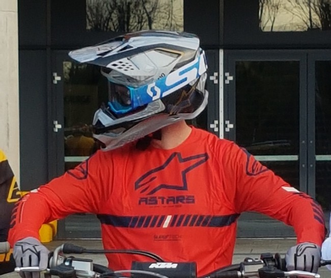 Interview: Martin Barr on Arenacross and his new BRT KTM team