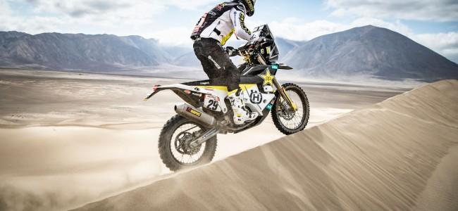 Andrew Short interview – from supercross to Dakar!
