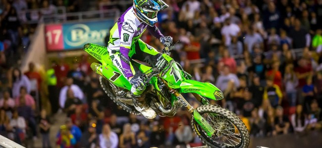 Eli Tomac responds to Joey Savatgy's recent claims