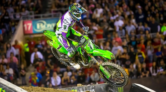 Eli Tomac: A small mistake cost me