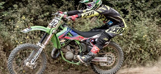 Video: Bradshaw on a 2001 KX125