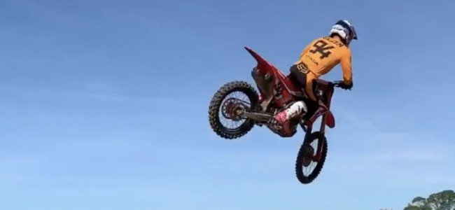 Video: Roczen hauling with a just over a month to A1!