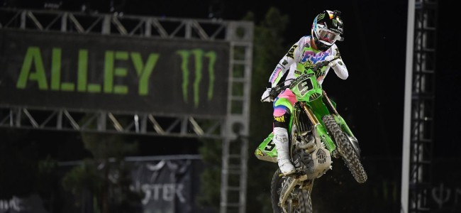 Who impressed: Monster Energy Cup
