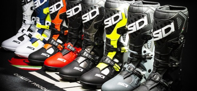 Sidi ATOJO SRS boot revealed