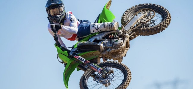 Video: Darian Sanayei – supercross prep
