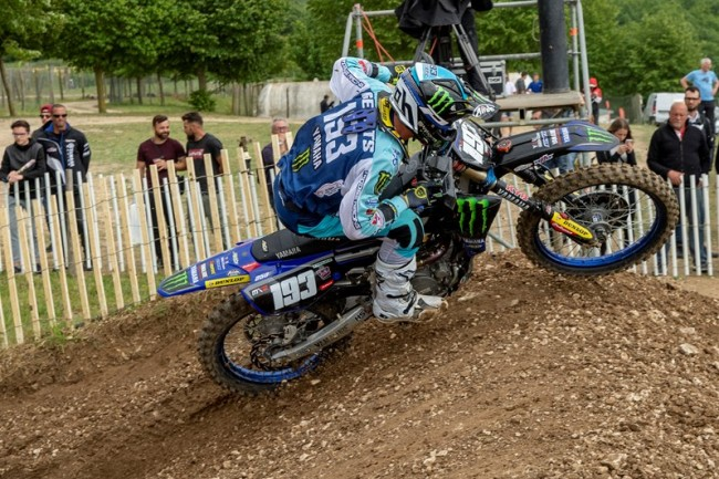 Who impressed: MX2 in France