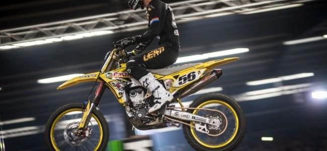 Charles LeFrancois wins night one in Stuttgart