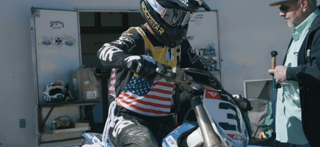 Video: Glen Helen's Vet world championship
