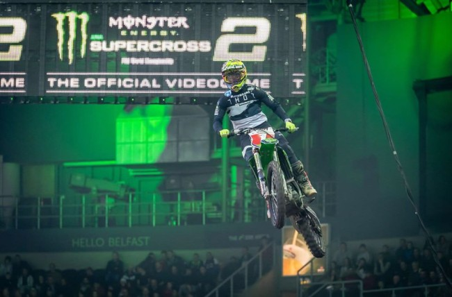 Team Green Kawasaki confirm 2020 Arenacross UK line up