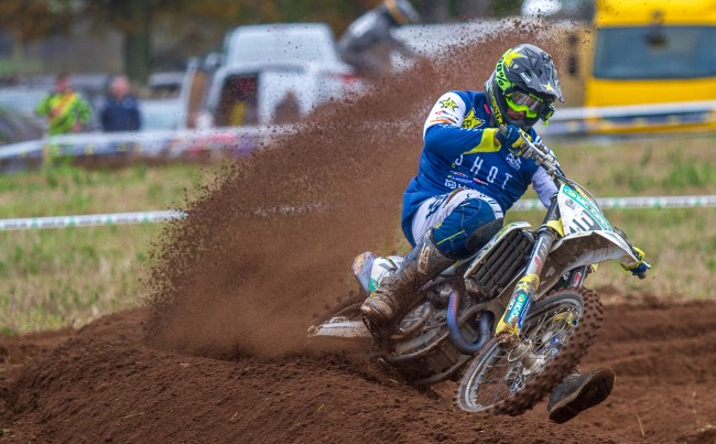 Ecosse XC Winter MX Championship: Round one report