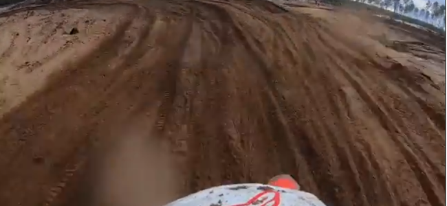 Video: Bailey Malkiewicz on-board footage in the sand