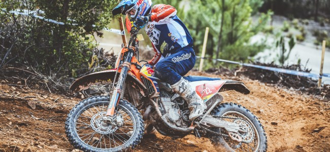 ISDE highlights from day three in Portugal